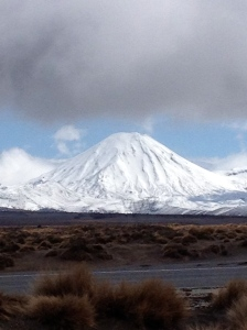 Mt. Ngauruhoe, New Zealand